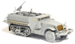 1/35 M21 Mortar Motor Carriage