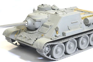 1/35 Soviet SU-85M Tank Destroyer