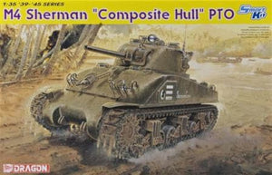 "1/35 M4 Sherman ""Composite Hull"" PTO"
