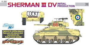 1/35 Sherman III DV Initial Production
