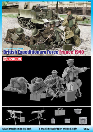 1/35 British Expeditionary Force (France 1940)