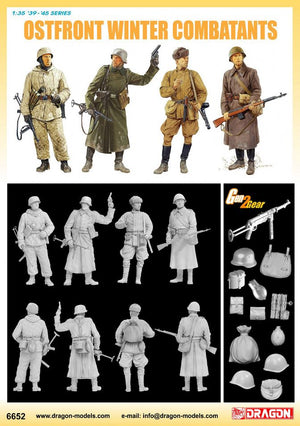 1/35 Ostfront Winter Combatants 1942-43