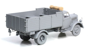 1/35 German 3t 4x2 Cargo Truck (Early Type Platform)