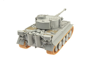 1/35 Tiger-1 Early Production Pz.Kpfw.VI,Ausf.E Wittmann's Command Tiger