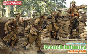 1/35 French Infantry (Sedan 1940)