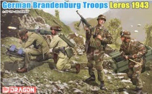 1/35 German Brandenburg Troops, Leros 1943
