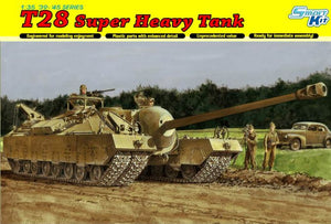 1/35 T28 Super Heavy Tank