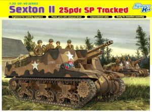 1/35 Sexton II 25pdr SP Tracked