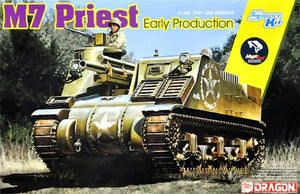 1/35 M7 Priest Early Production