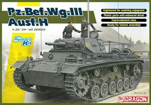 1/35 Pz.Bef.Wg.III Ausf.K (Smart Kit)