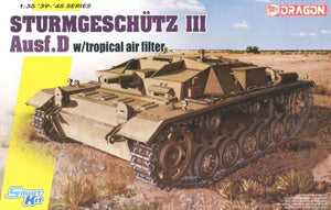 1/35 STURMGESCHÜTZ III Ausf.D with tropical air filter