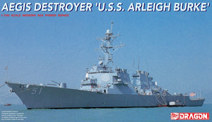 1/700 Aegis Destroyer 'U.S.S. Arleigh Burke'