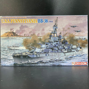 1/700 U.S.S. Pennsylvania BB-38 1944