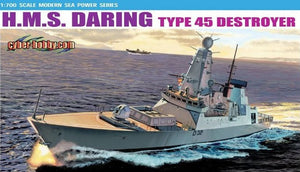 1/700 H.M.S. Daring Type 45 Destroyer