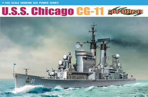 1/700 U.S.S. Chicago CG-11