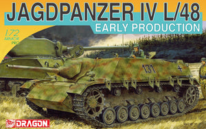 1/72 Jagdpanzer IV L/48 Early Production