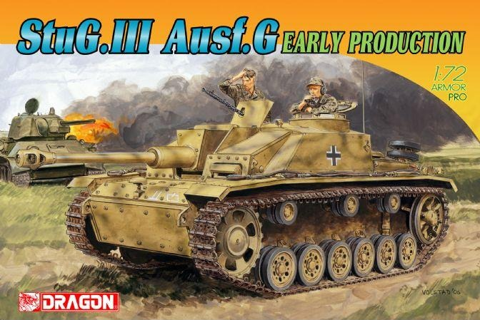 1/72 StuG.III Ausf.G Early Production