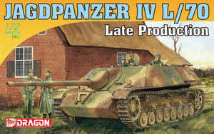 1/72 Jagdpanzer IV L/70 Late Production