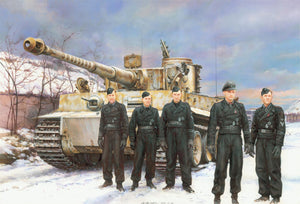 1/72 Tiger I Early Production Wittmann's Command Tiger