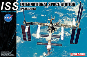 1/400 International Space Station (Phase 2007)