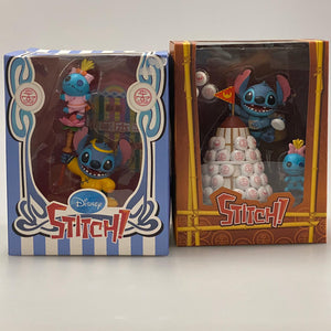 Disney Lilo & Stitch - Bun Festival Series Playset (Full Set) Disney Lilo & Stitch - Bun Festival Series (Parade of Floats) Playset 太平清醮特別版 - 史迪仔 /甘仔飄色 + 搶包山(新包裝)