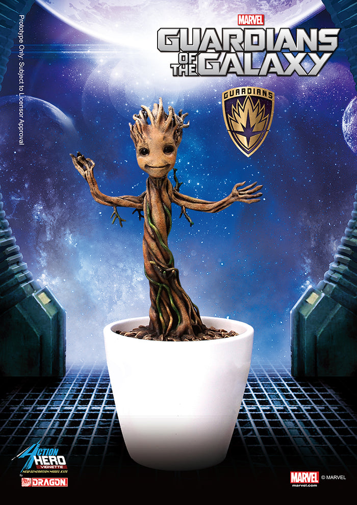 "7"" ver. ""Guardians of the Galaxy"" - Little Groot"