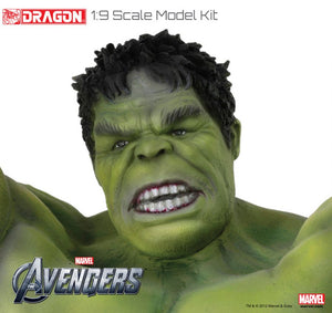 "1/9 ""The Avengers"" - Hulk (Model Kit)"