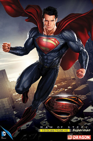 1/9 Superman: Man of Steel (Model Kit)