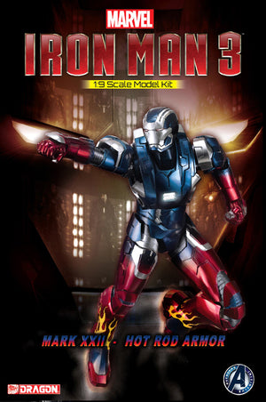 1/9 Iron Man 3 - Mk.XXII Hot Rod (Model Kit)