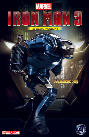1/9 Iron Man 3 - Mk.XXXVIII - Igor Armor (Model Kit)