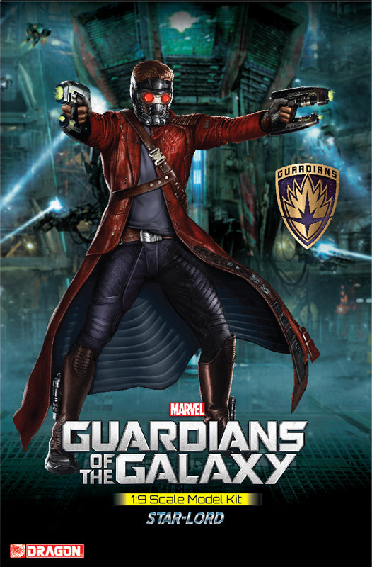 1/9 Guardians of the Galaxy - Star Lord (Model Kit)