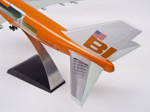 "1/144 747-127 Braniff International ""Flying Colors"""