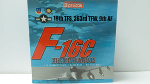 1/72 F-16C Fighting Falcon, 19th TFS, 363rd TFW, 9th AF