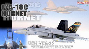 "1/72 F/A-18C Hornet, VFA-25 ""Fists Of The Fleet"""