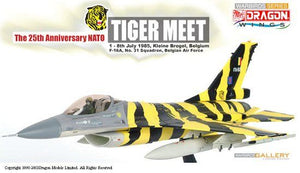 "1/72 F-16 Fighting Falcon ""Tiger Meet"", No.31 Squadron, Belgian Air Force"