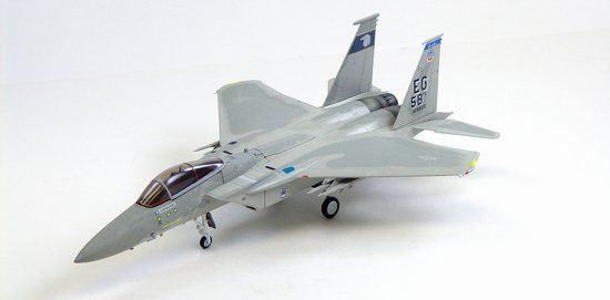 "1/72 F-15C Eagle, 58th Fighter Squadron ""Gorillas"""