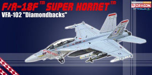 "1/72 F/A-18F Super Hornet, VFA-102 ""Diamondbacks"", U.S. Navy 2003"