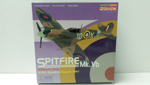 1/72 Spitfire Mk.Vb w/Aboukir Filter, 616th Squadron, August 1941