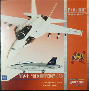"1/72 F/A-18F Super Hornet, VFA-11 ""Red Rippers"" CAG"