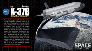 1/72 X-37B Orbital Test Vehicle (OTV)