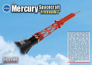 "1/72 Mercury Spacecraft ""Freedom 7"""