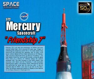 "1/72 Mercury Spacecraft ""Friendship 7"""
