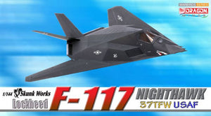 1/144 Lockheed F-117 Nighthawk, 37th TFW, USAF