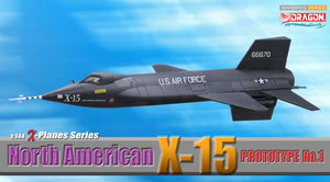 1/144 North American X-15, Prototype No.1