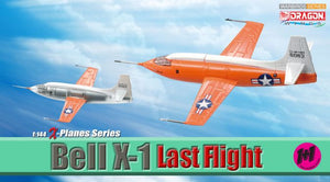"1/144 Bell X-1 ""Sonice Breaker"", Last Flight (Contains 2 replicas)"