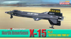 "1/144 North American X-15, No.3 ""Little Joe The II"""