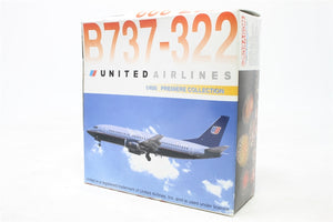 "1/400 B737-322 United Airlines ""Shuttle"" ~ N384UA"