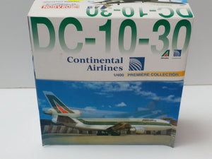 "1/400 DC-10-30 Continental Airlines / Alitalia (""Dual Face"" Special Version)"