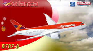 1/400 787-8 Avianca Airlines