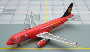 "1/400 A320 AirAsia ""Manchester United Football Club Livery"""